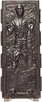 Star Wars The <b>Black</b> Series Han Solo (Carbonite) <b>6</b>-<b>Inch</b>-Scale