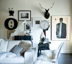 gallery stone wall antler sumptuous deer antler chandelier vogue dallas eclectic living room rem
