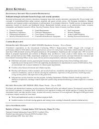 security manager resume samples 2 samples resume for job security manager resume samples 2