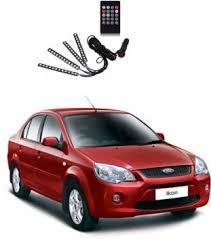 PRTEK Wateproof Atmosphere Lights Car LED/Music Car Interior ...