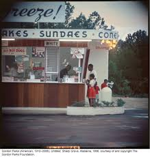 gordon parks s photo essay on civil rights era america is as gr