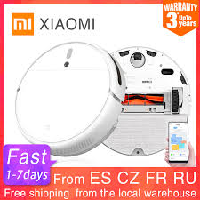 <b>XIAOMI MIJIA</b> Mi <b>Sweeping Mopping</b> Robot Vacuum Cleaner 1C for ...