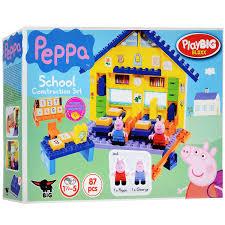 Play <b>Big Конструктор Peppa</b> Pig <b>Школа</b>