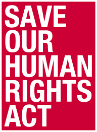 the human rights act liberty save our human rights act