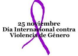 Resultado de imagen para 25 de noviembre dia internacional de la no violenci contra la mujer