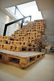 pallet stairs buy wooden pallet furniture