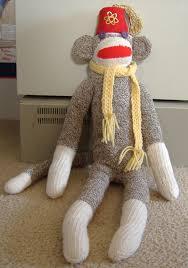 Sock monkey - Wikipedia