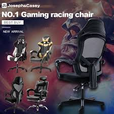 [Ready stock SG][Free delivery] <b>Executive</b> Chair <b>Racing Office Chair</b> ...