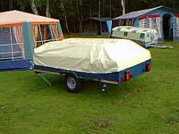 Resultado de imagen de trailer tents