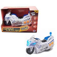 <b>Машина HTI</b> Мини <b>Полицейский мотоцикл</b> 15 см 1416563 ...