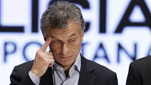 Resultado de imagen para mauricio macri argentina