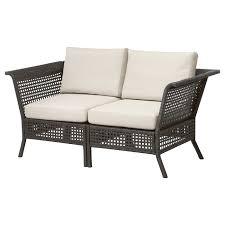 Купить КУНГСХОЛЬМЕН 2-местный модульный диван, садовый ...