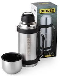 Классический <b>термос Diolex</b> DXT-500-<b>1</b> (0,5 <b>л</b>) — купить по ...