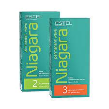 <b>Набор Estel Niagara</b> Bio для химической завивки волос ...