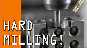 Machining 60 Rockwell <b>Steel</b> with the Tormach! WW166 - YouTube