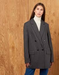 Пиджак двубортный в интернет-магазине — <b>12Storeez</b>