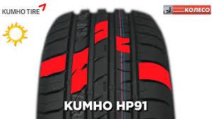 <b>Kumho Crugen HP91</b>: обзор летних шин. КОЛЕСО.ру - YouTube