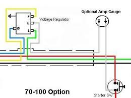 model 70 regulator on general wiring you ll be safe 14ga wire