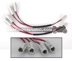turn signal wiring harness turn image wiring diagram yamaha turn signal splitter harness y adapter r1 r6 fz1 fz6 fz6r on turn signal wiring