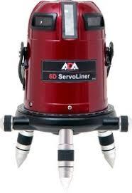 6D Servoliner, <b>Построитель лазерных плоскостей</b> (нивелир ...