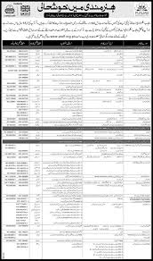 psdf courses 2017 lahore gujranwala sargodha institutes list
