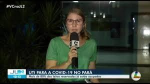 Pará tem apenas 16 leitos de UTI vagos para tratamento da Covid-19