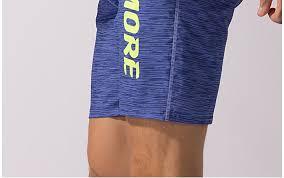 2019 <b>GANYANR Brand Running Shorts</b> Men Gym Basketball Sports ...