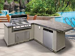 Prefab Outdoor Kitchen Island Prefab Outdoor Kitchen Grill Islands Outdoor Furniture Style
