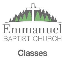 EBC Sunday School Classes