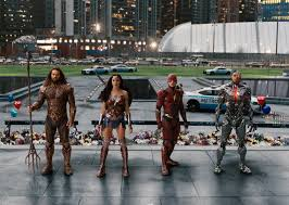 Review: Not even <b>Wonder Woman</b> can save '<b>Justice League</b>'