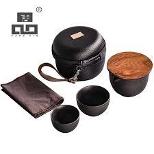 <b>TANGPIN</b> japanese <b>ceramic teapot gaiwan</b> tea cups chinese teasets ...