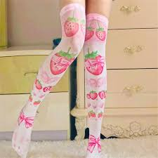 ThighHigh Stocking Women <b>Summer</b> Over knee Socks <b>Sexy Girl</b> ...