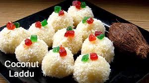 Image result for coconut ladoorecipe