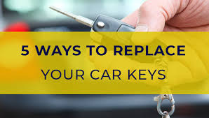 5 Ways To Get <b>Replacement Car</b> Keys - Cheapest & Quickest Options