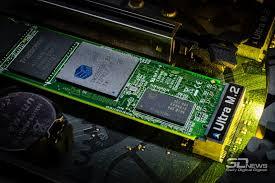 Обзор NVMe <b>SSD</b>-накопителя <b>Transcend</b> MTE220S: дёшево – не ...