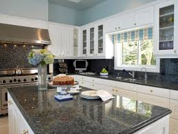 Granite Kitchen Counter Top Granite Kitchen Countertops Pictures Ideas From Hgtv Hgtv