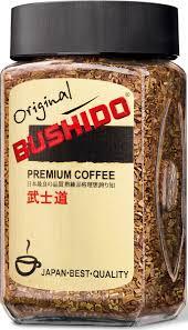 <b>Bushido</b> Original <b>кофе растворимый</b>, 100 г — купить в интернет ...