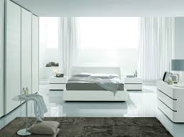 modern bedroom concepts:  extraordinary images of modern furniture for modern bedroom design with contemporary white nightstand contempo picture