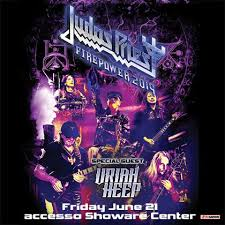 <b>Judas Priest</b>: <b>Firepower</b> 2019