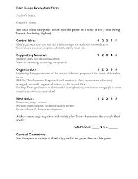 evaluation essay outline outline for argumentative essay template evaluation essay writing help self evaluation outline sample peer