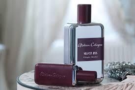 <b>Atelier Cologne Silver Iris</b> : Fragrance Review - Bois de Jasmin