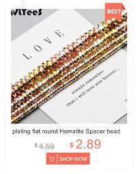 <b>WLYeeS</b> plating Rose <b>Gold</b> Silver Star <b>Natural</b> Hematite Beads ...