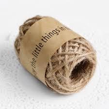 10M Jute Twine DIY <b>Hemp Rope Linen</b> Cord Jute Thread Yarn ...