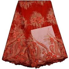 <b>Beautifical African</b> Guipure Nigeria Cord French Chemical Lace ...