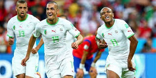 Betting Bola - Aljazair Lolos ke 16 Besar