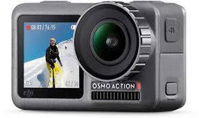 Купить <b>Экшн</b>-<b>камера DJI Osmo Action</b>, серый/ черный в интернет ...