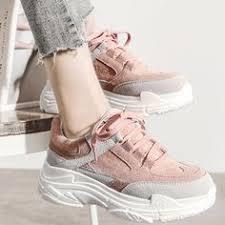 <b>Chunky</b> Sneakers Spring Autumn Shoes PU27 di 2019 | Shoes ...