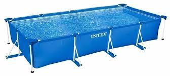<b>Бассейн Intex Rectangular Frame</b> 28273/58982 — купить по ...