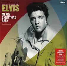 <b>Elvis Presley</b> - <b>Merry Christmas</b> Baby (2016, Green, Vinyl) | Discogs