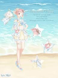 <b>Summer Color</b> | Love Nikki-Dress UP Queen! Wiki | Fandom